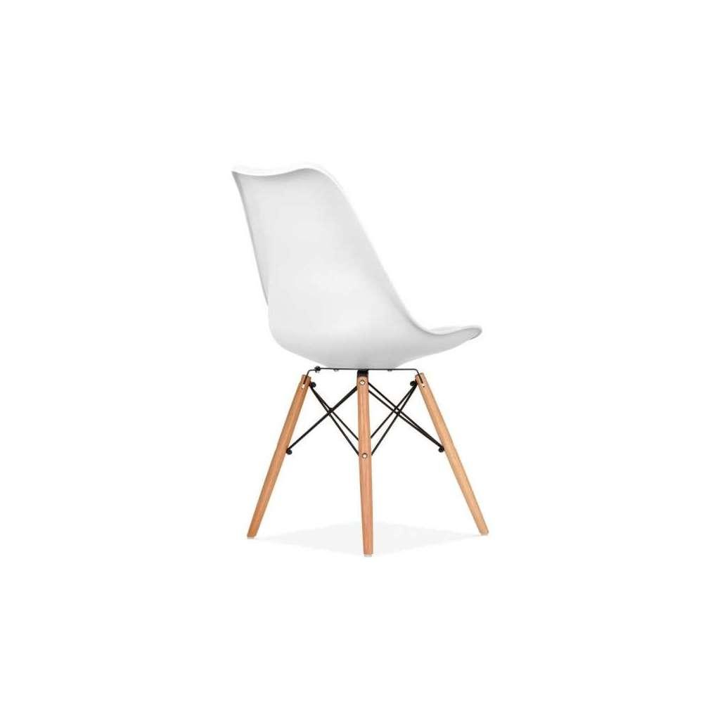 silla eames fiore blanca silla de dise o eames sillas eames