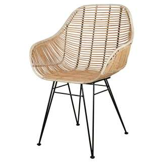Silla Anker Natural