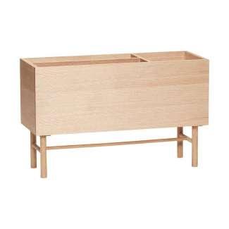 Jardinera madera Oxelösund 50 cm- Hübsch