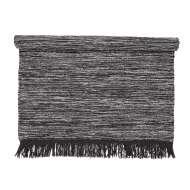 Alfombra GRIS, Lana 200x140 cm - Bloomingville. Las exclusivas alfombras de diseño nórdico de Bloomingville, en Vackart tu tienda de diseño.
