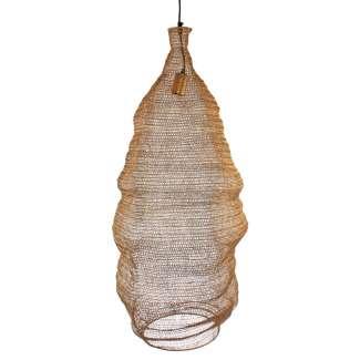 Lámpara de Techo KODAK 97 cm Alto, Latón - Vackart