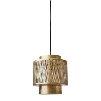 Lámpara de Techo LUCY - M, Metal Dorado - Affari. Vackart