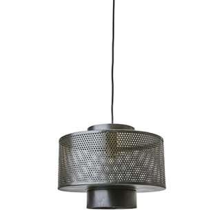 Lámpara de Techo LUCY - L, Metal Negro - Affari. Vackart