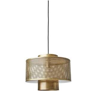 Lámpara de Techo LUCY - L, Metal Dorado - Affari. Vackart