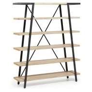Estantería THINH 150 x 180 cm - Vackart. Los originales y exclusivos muebles de diseño de Kave Home en Vackart, tu tienda de diseño online.