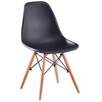 Silla Eames Dsw negro New Style Inspiración