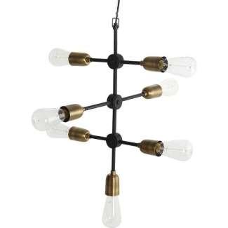 Lámpara de techo Molecular Pendant 58cm - House Doctor