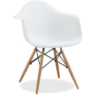 Silla Eames DAW blanca New Style