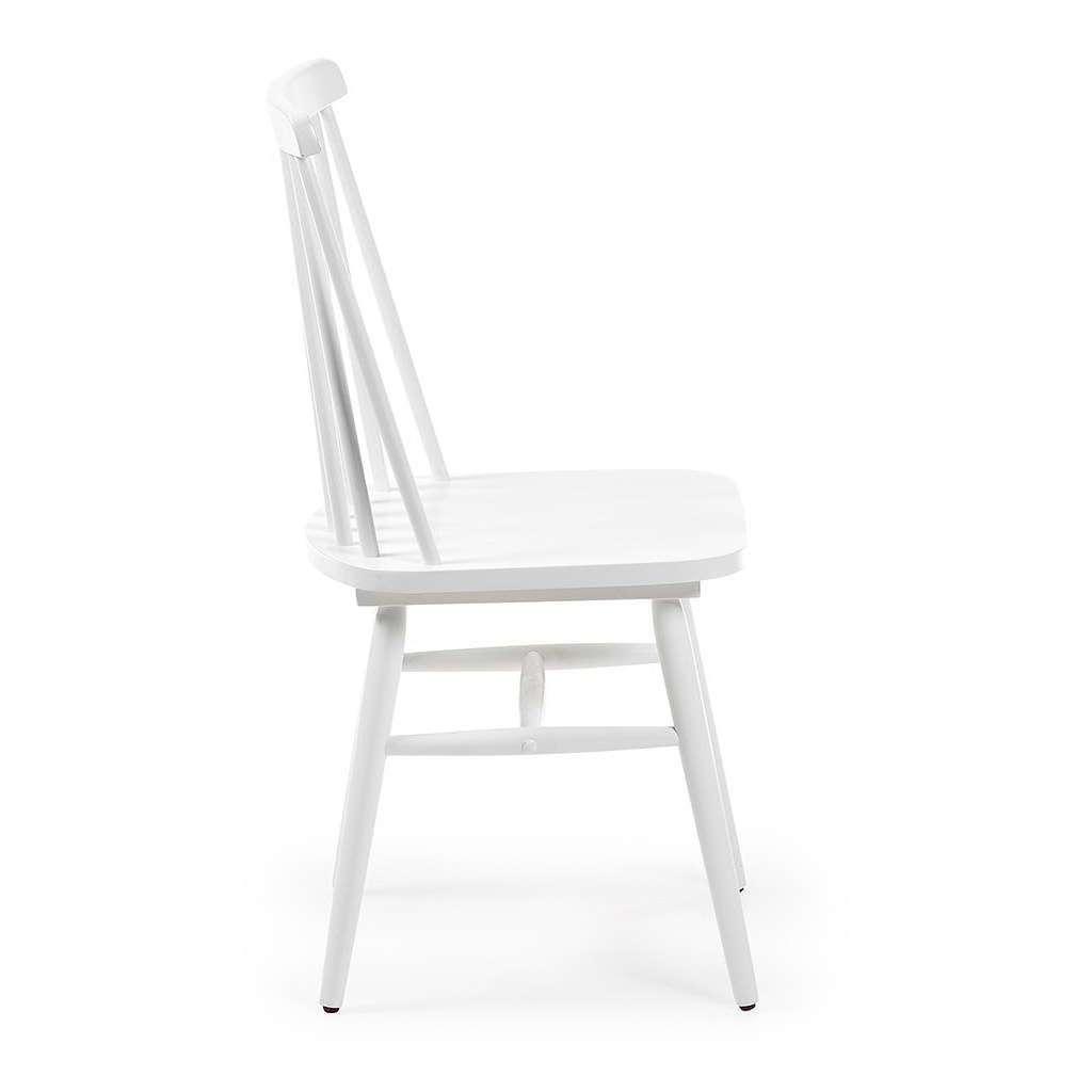 Silla vittyd blanca sillas de dise o estilo clasico y moderno for Sillas diseno moderno
